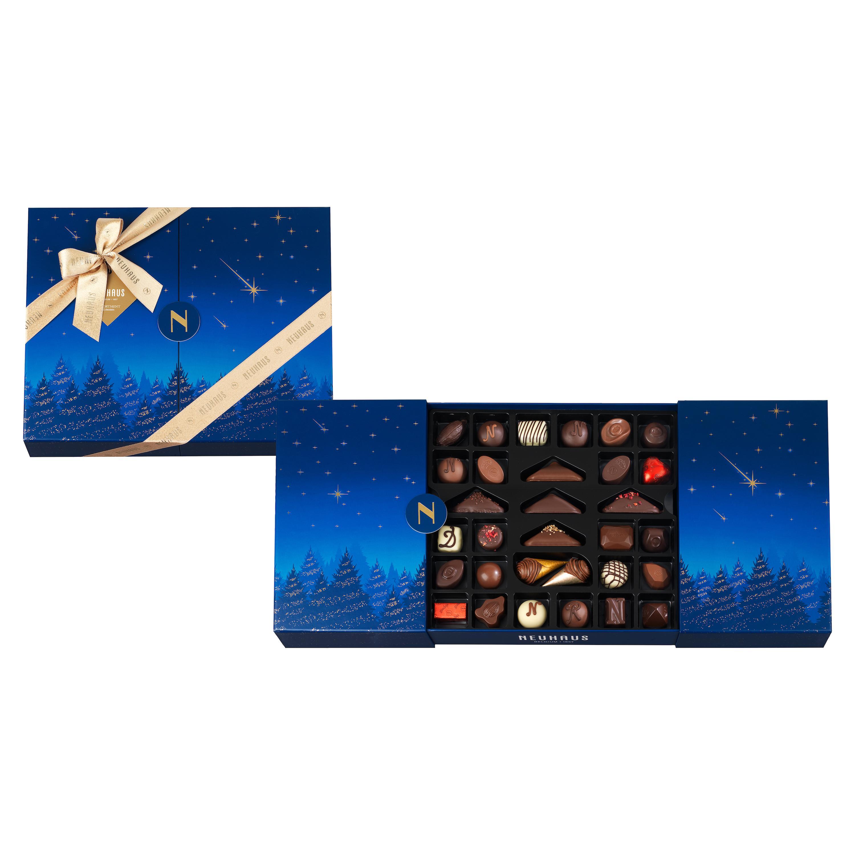 Concours de Noël: 10 Sharing Boxes Neuhaus (val. 79€) à gagner!