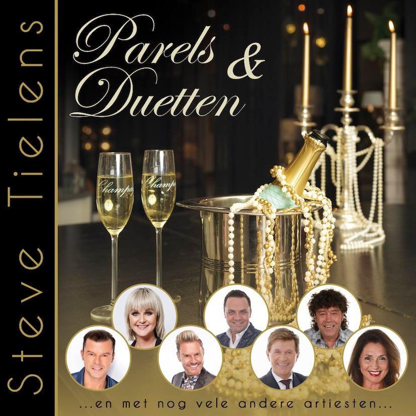 Steve Tielens pakt verrassend uit op nieuw album 'Parels & Duetten'