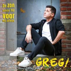 Greg! heeft aangepaste artiestennaam én brengt nieuwe single uit