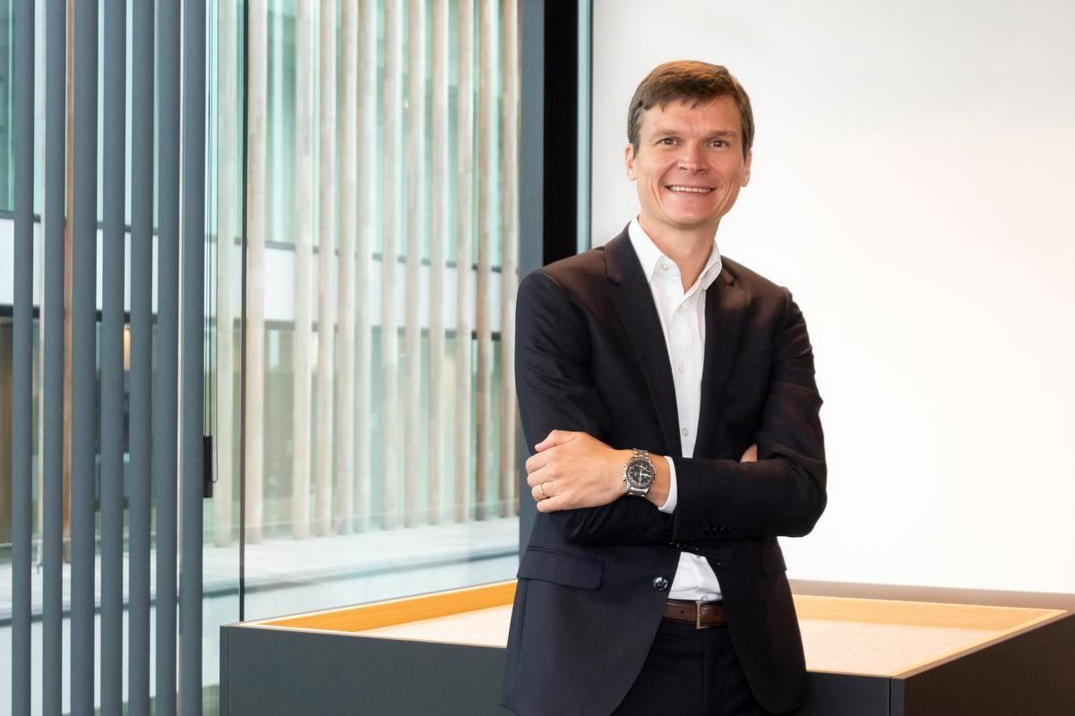 Davy Demuynck, CEO van de West-Vlaamse vastgoedontwikkelaar ION. (GF)