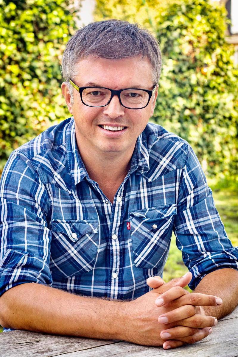 Kristiaan Vandenbussche heeft al nieuwe schrijfplannen: