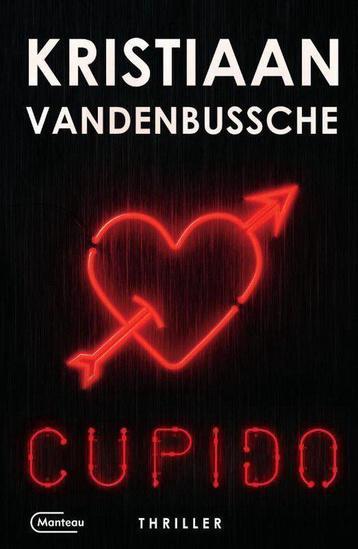 Cupido, het debuut van Kristiaan Vandenbussche.