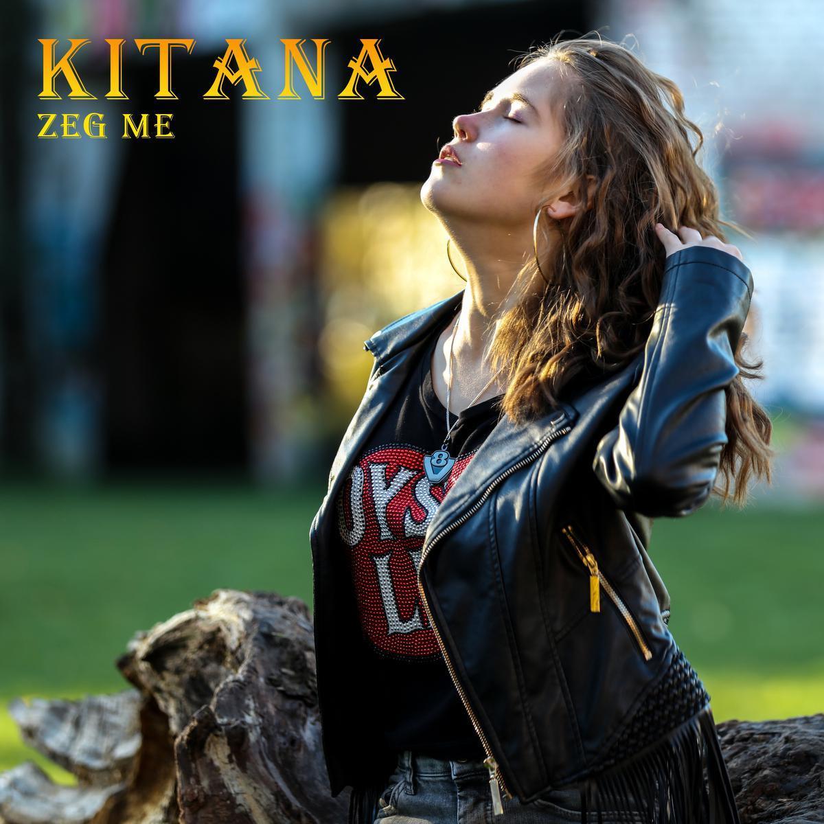Kitana uit Wevelgem brengt wondermooie song 'Zeg Me' uit