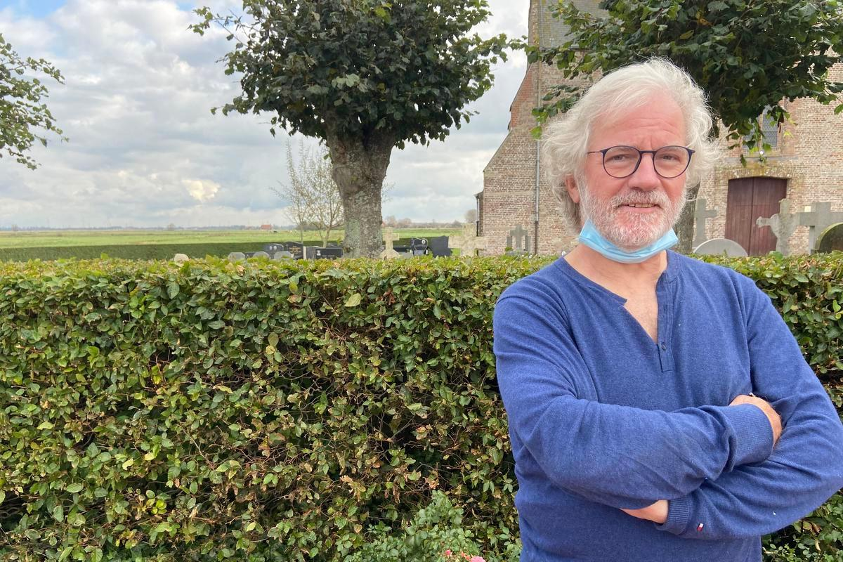 Mark Maekelberghe mist een café in Nieuwmunster