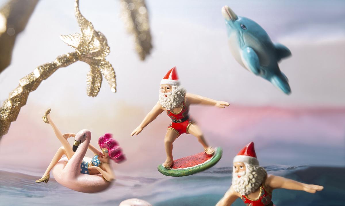 kitsch kerst