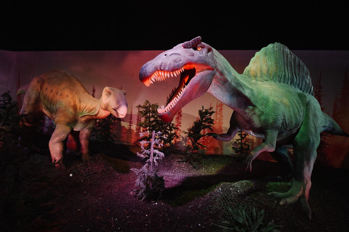 La plus grande exposition de dinosaures grandeur nature débarque à Bruxelles