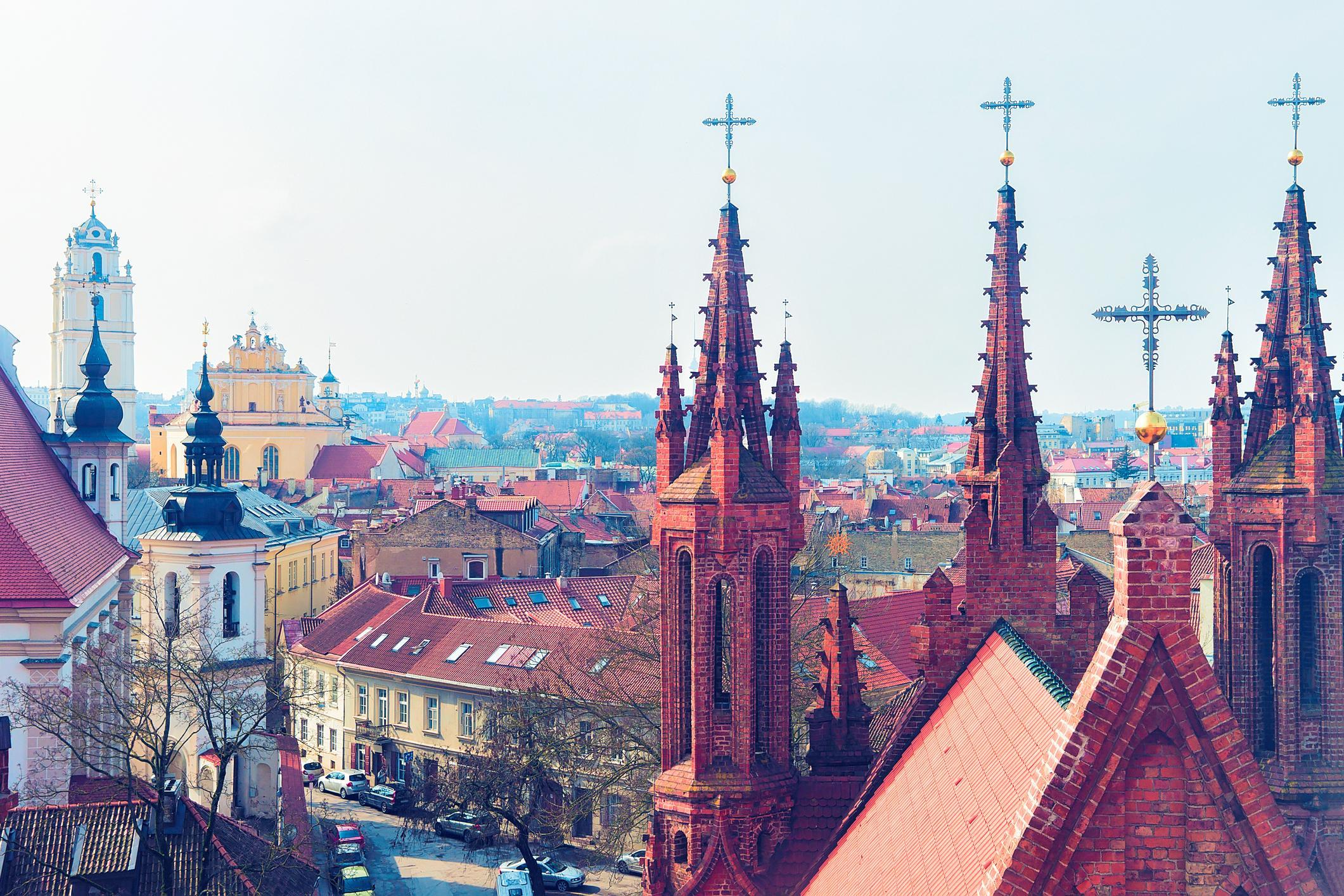city trips europa