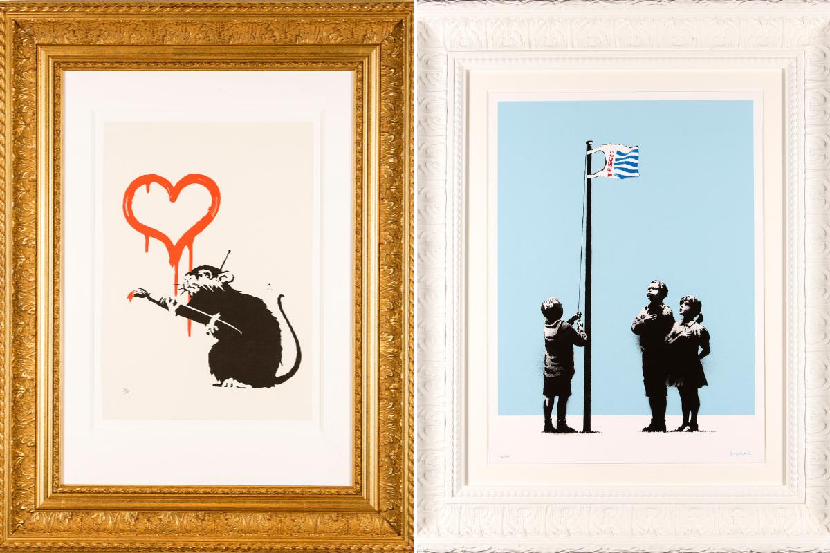 Une expo sur Banksy débarque à Bruxelles