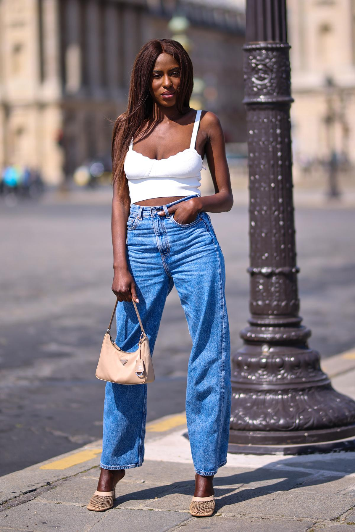 baggy jeans trends