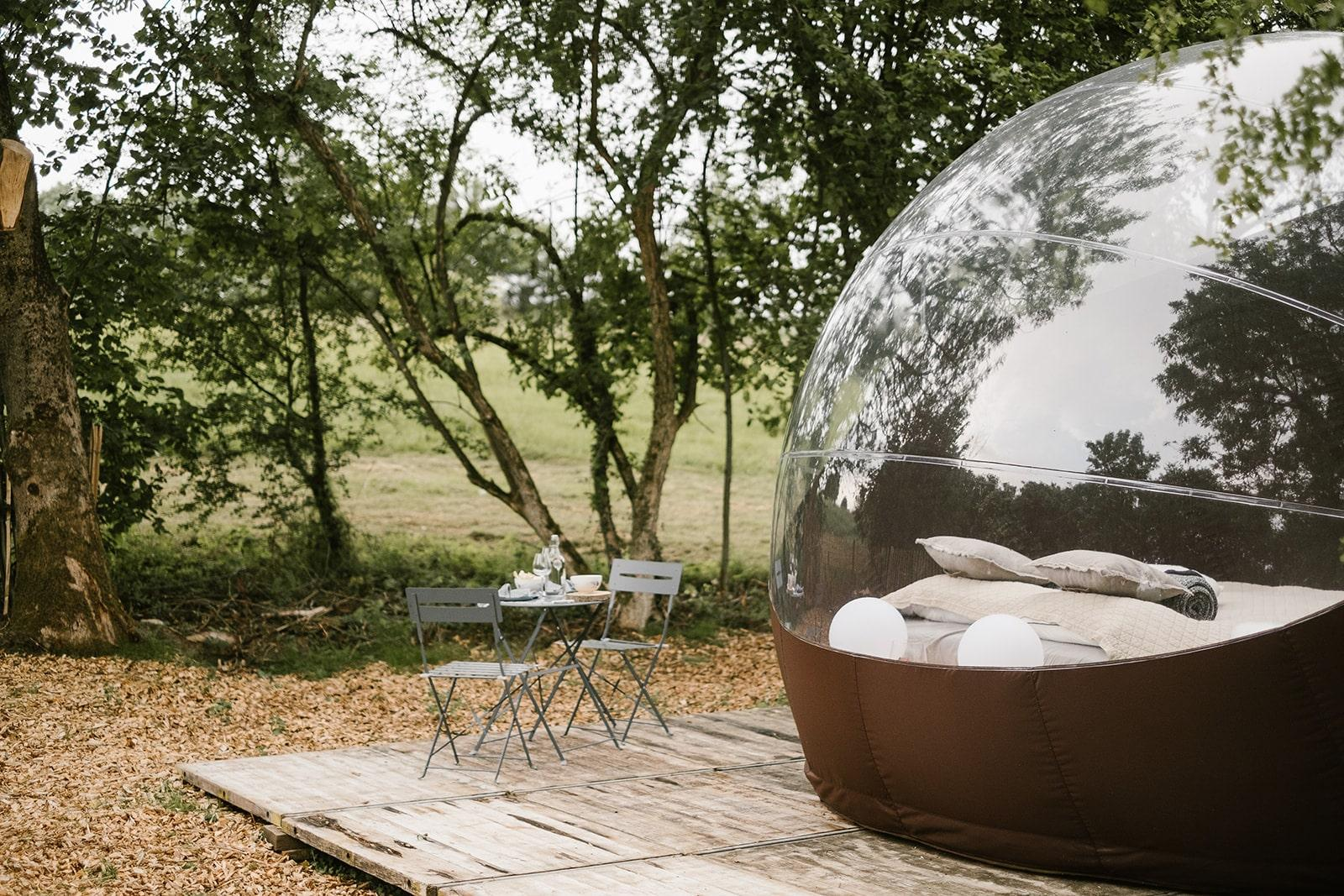 bubbeltent