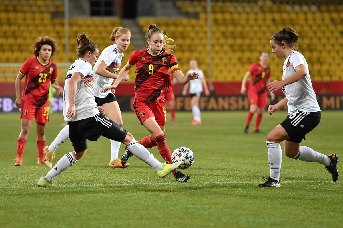 Play zendt voortaan alle wedstrijden van Belgian Red Flames in aanloop naar WK 2023 uit