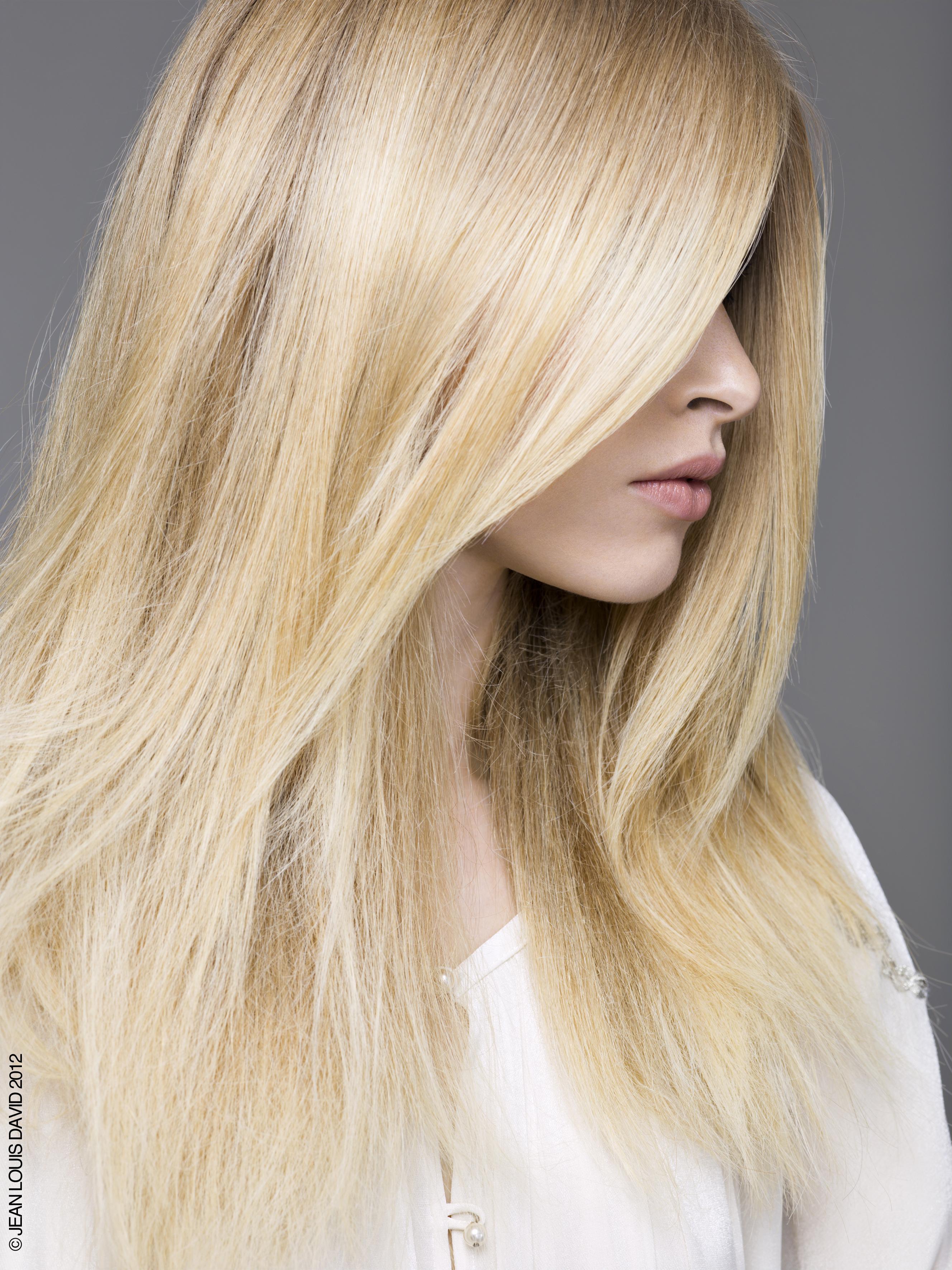 medium beige blonde hair color - 698×1165