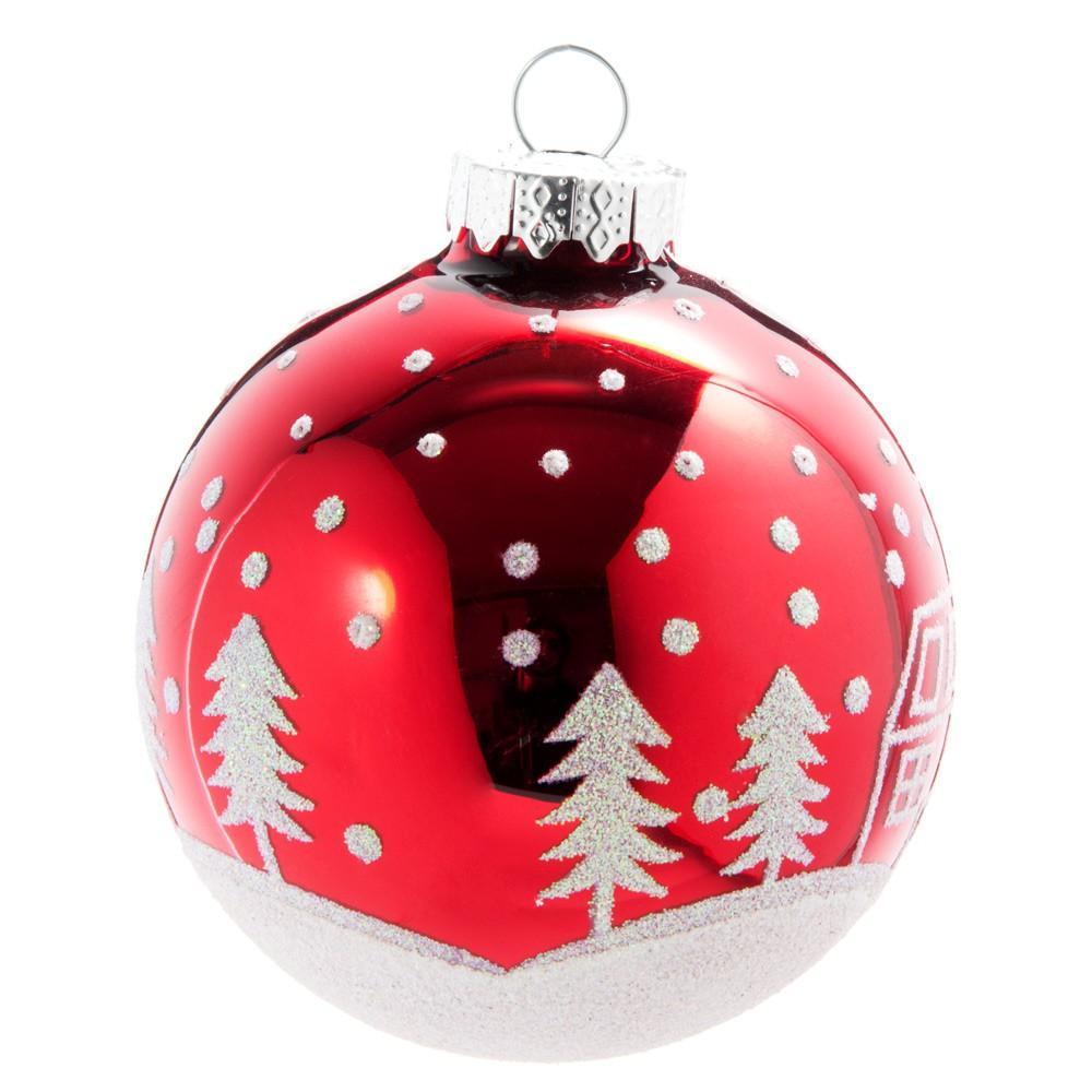 Goede 30 unieke kerstballen - Libelle TL-71