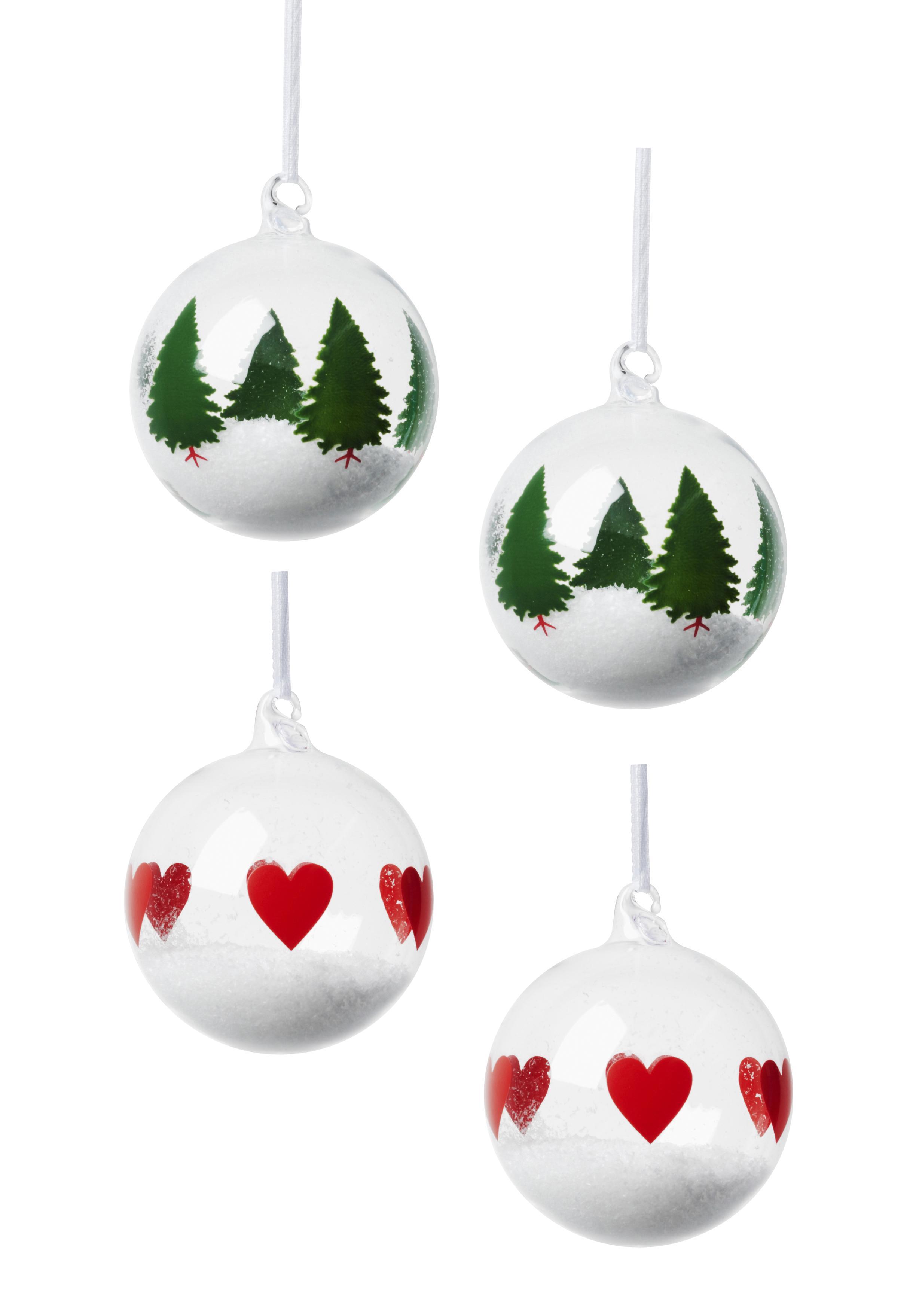 Hedendaags 30 unieke kerstballen - Libelle OC-51