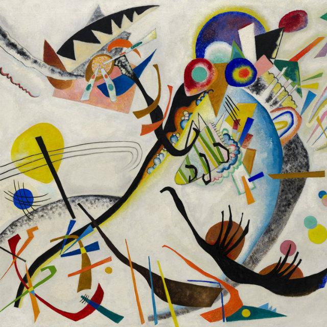 kandinsky - Werken rond kunstenaars met kinderen: ideetjes, creatips en boekentips