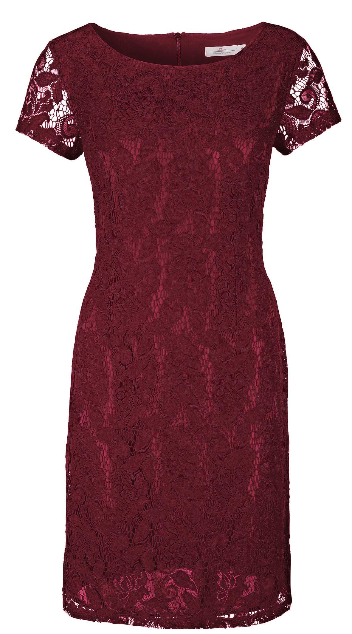 Genoeg Hoe straal je in een rode jurk? - Libelle &ZW19