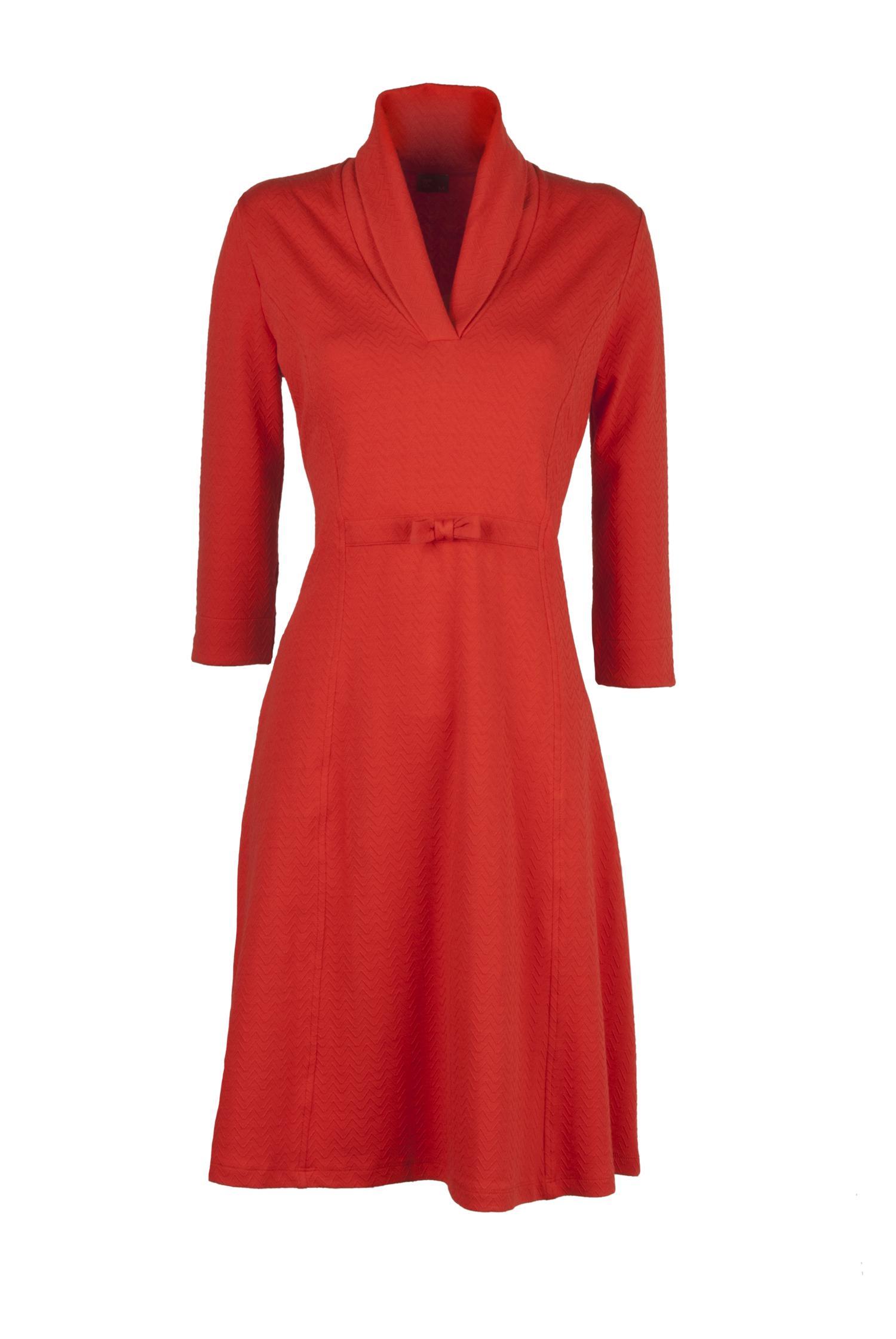 Favoriete Hoe straal je in een rode jurk? - Libelle &LM02