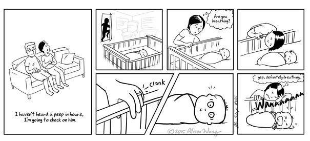 New Mom Comics