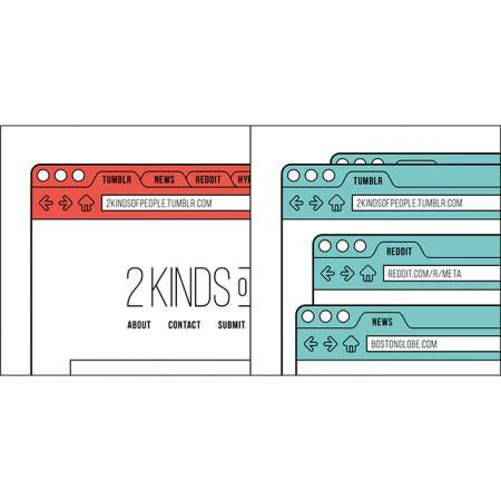 Tumblr: 2 Kinds of People