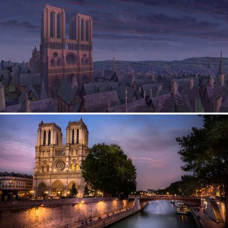 De Klokkenluider van de Notredame