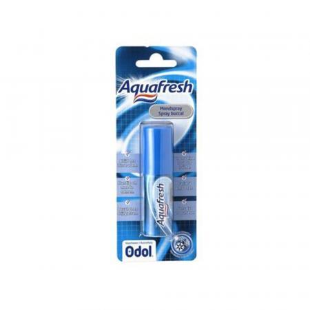 Un spray pour l'haleine
