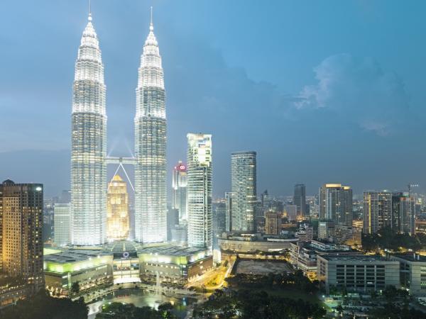 5. Kuala Lumpur