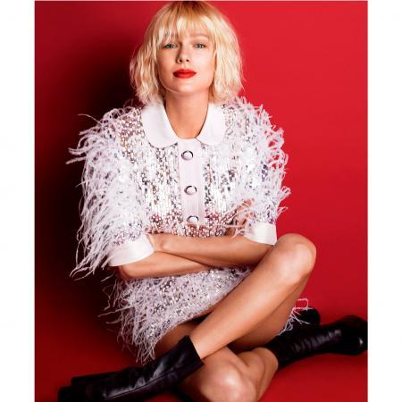 Taylor Swift Vogue US