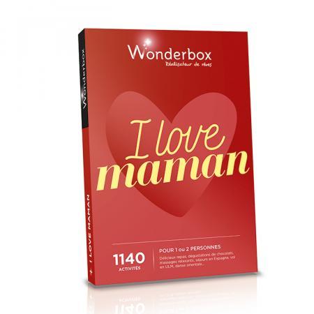Un coffret Wonderbox
