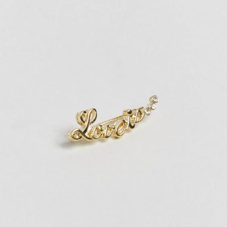 'Love is…'-oorbellen