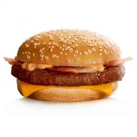 Royal Crispy Bacon – 562 kcal