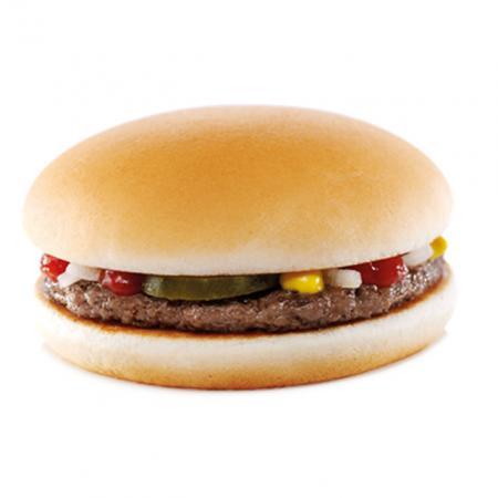 Hamburger – 254 kcal