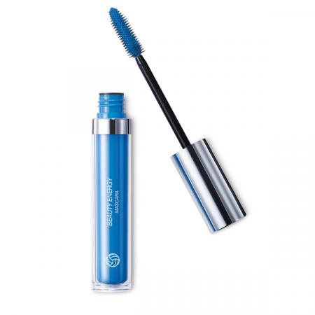Beauty Energy mascara in de tint Pop Sky Blue