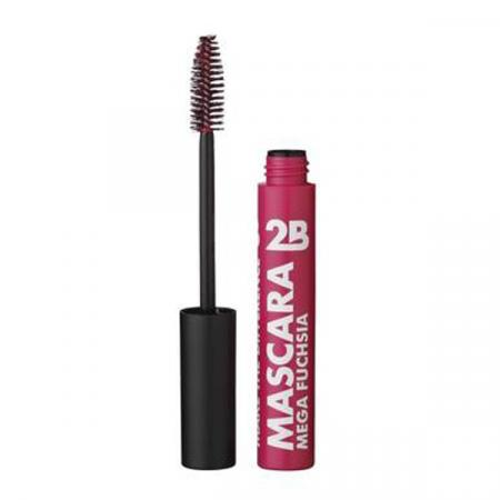 Mascara Make the Difference in fuchsia