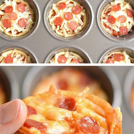 Minipizza's