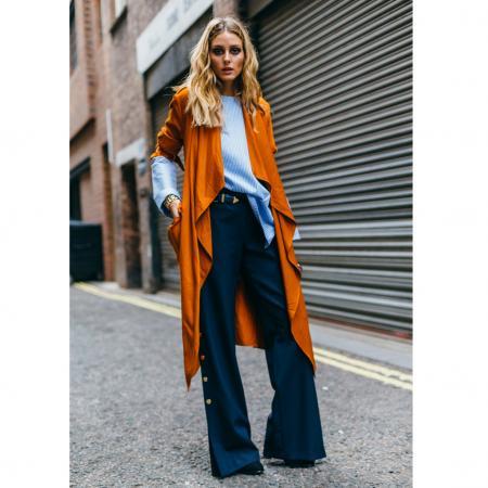 Pantalon à pressions Zara