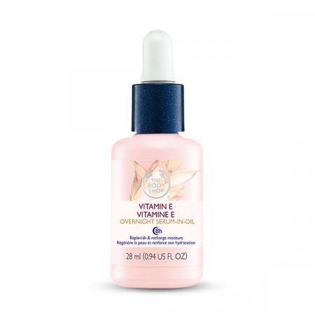 Vitamin E Overnight Serum-In-Oil – The Body Shop