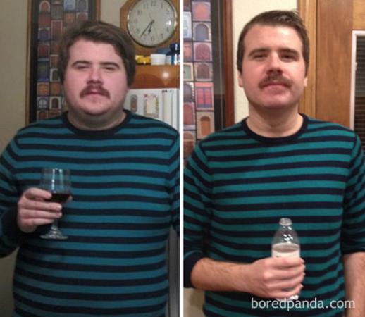 1 jaar zonder alcohol