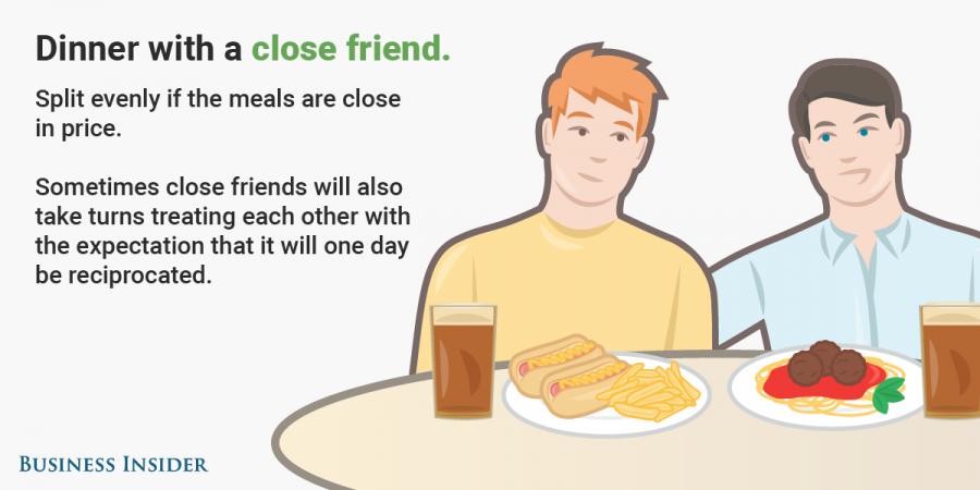 Flirten met goede vriend