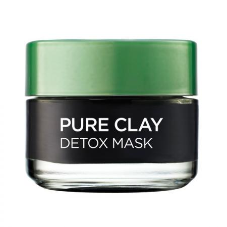 Pure Clay Detox gezichtsmasker