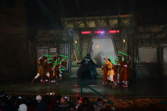 De Jedi Training Academy