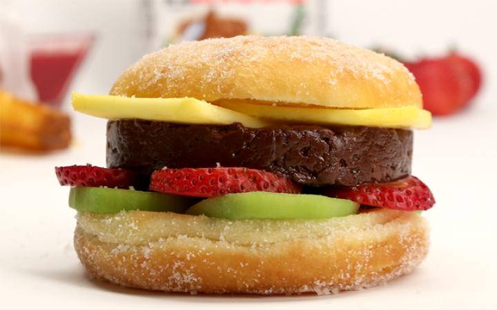 Nutellaburger