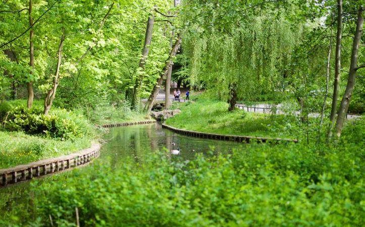 Parc Josaphat – Bruxelles