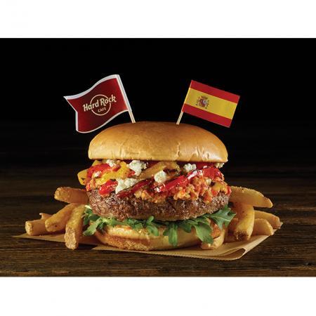 Olé Burger, Barcelona, Spanje