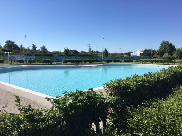 La piscine du Grand Large à Mons