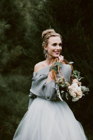 Huwelijkstrend: hoop bouquets