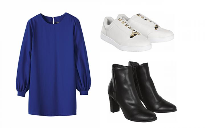 Outfit 3: Day to night