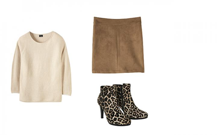 Outfit 2: Girly