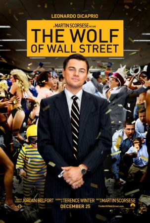 14. The Wolf of Wall Street (2013)