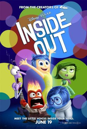 16. Inside Out (2015)