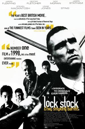 17. Lock, Stock and Two Smoking Barrels (1998)